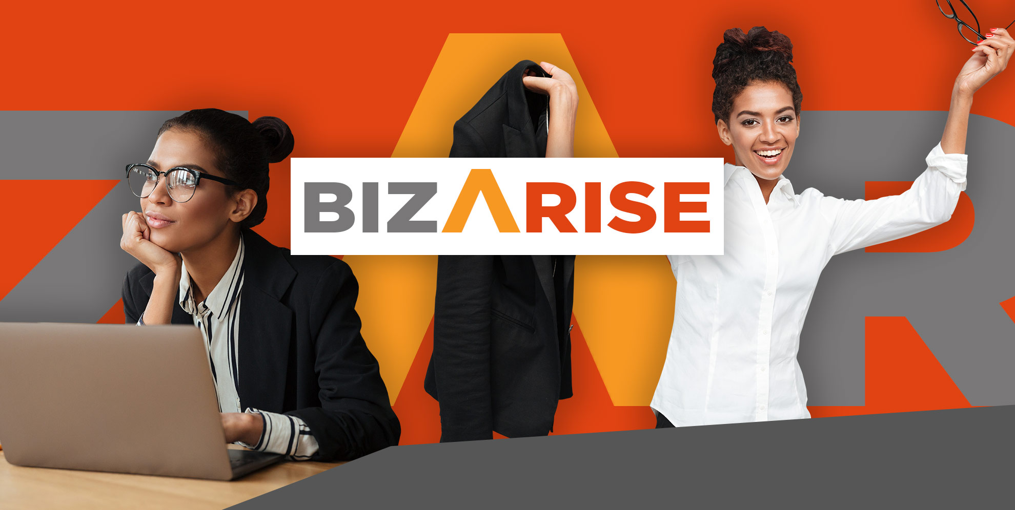 BizOil Institute BizArise Startup Program 2020 Website Slider Banner