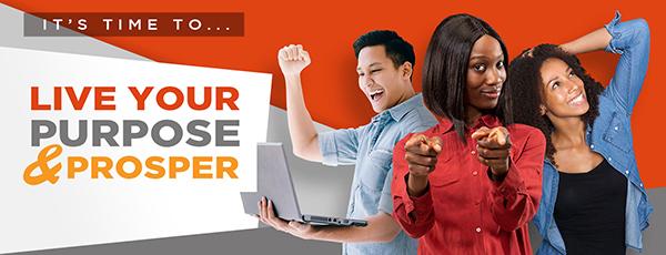 BizOil Institute Live Your Purpose and Prosper 2020 Website Event Thumbnail