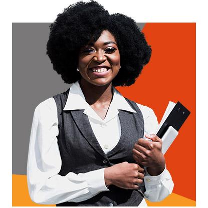 BizArise Startup Program 2021 Image 01 Business Woman Smiling